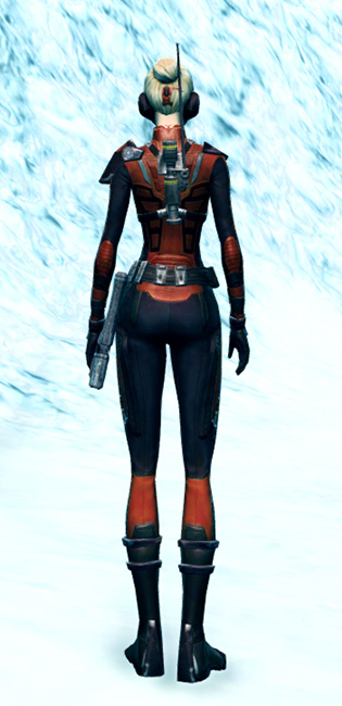 Recon Spotter Armor Set player-view from Star Wars: The Old Republic.