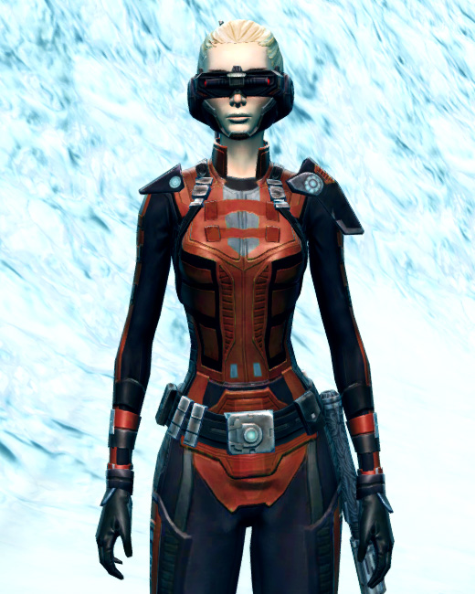 Recon Spotter Armor Set Preview from Star Wars: The Old Republic.