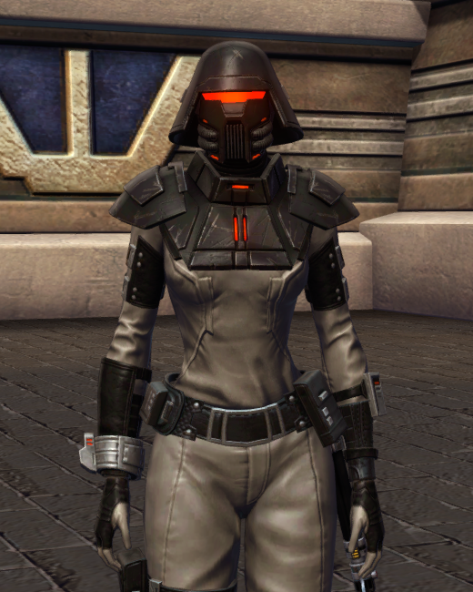 Reconstructed Apprentice Armor Set Preview from Star Wars: The Old Republic.