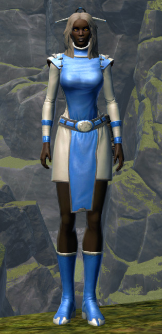 Regal Apparel Armor Set Outfit from Star Wars: The Old Republic.