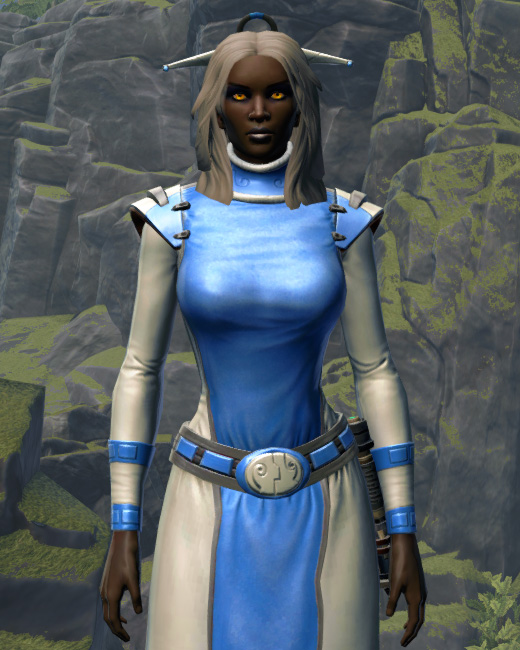 Regal Apparel Armor Set Preview from Star Wars: The Old Republic.