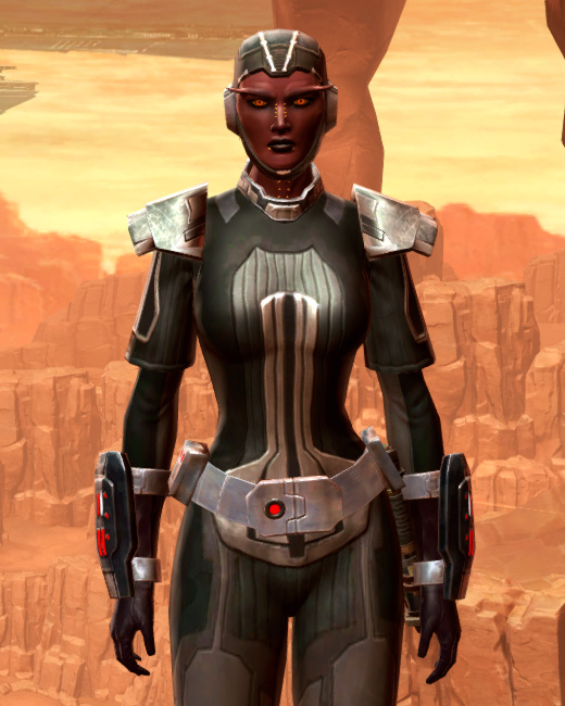 Reinforced Battle Armor Set Preview from Star Wars: The Old Republic.