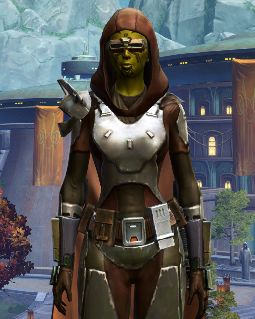 Reinforced Phobium Armor Set Preview from Star Wars: The Old Republic.