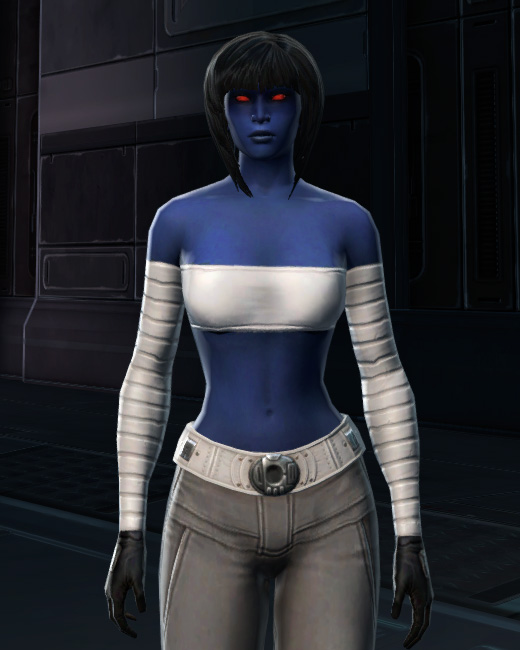 Relaxed Uniform Armor Set Preview from Star Wars: The Old Republic.