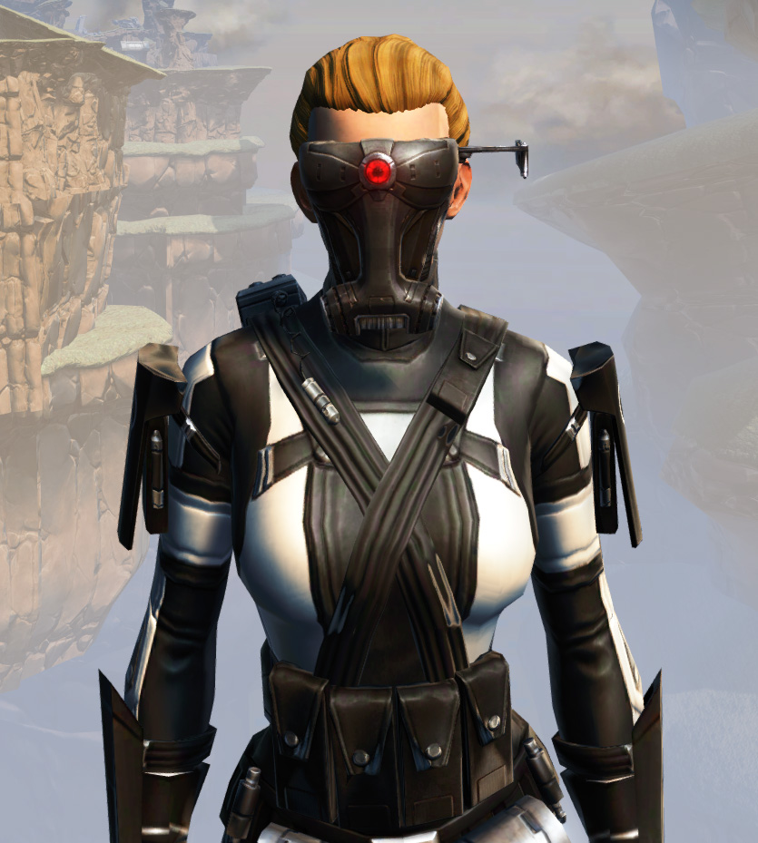 Remnant Dreadguard Agent Armor Set from Star Wars: The Old Republic.