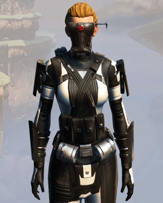 Remnant Dreadguard Agent Armor Set Preview from Star Wars: The Old Republic.