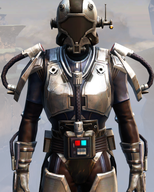 Remnant Dreadguard Bounty Hunter Armor Set Preview from Star Wars: The Old Republic.