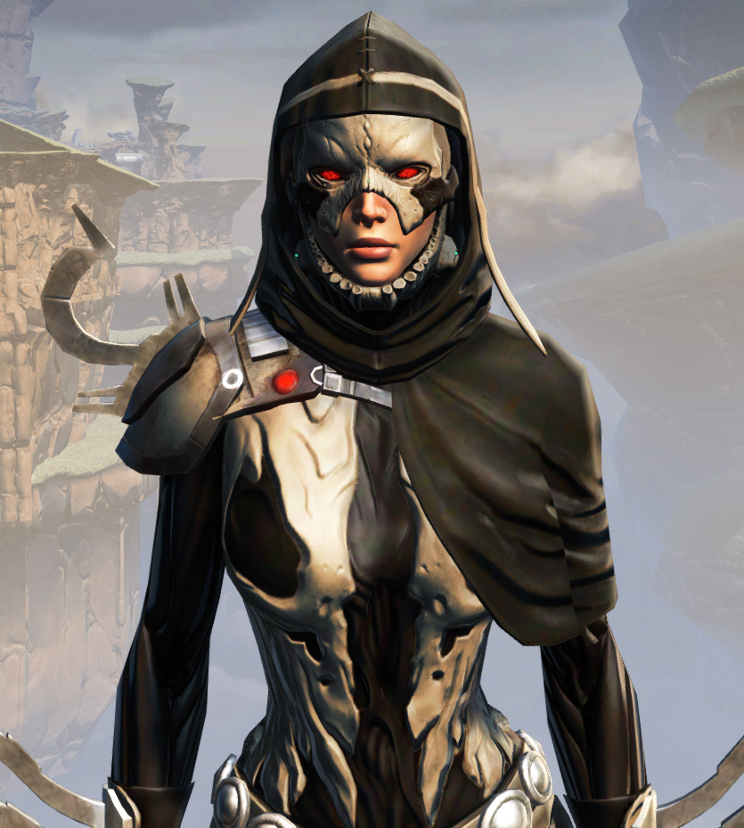 Remnant Dreadguard Inquisitor Armor Set from Star Wars: The Old Republic.
