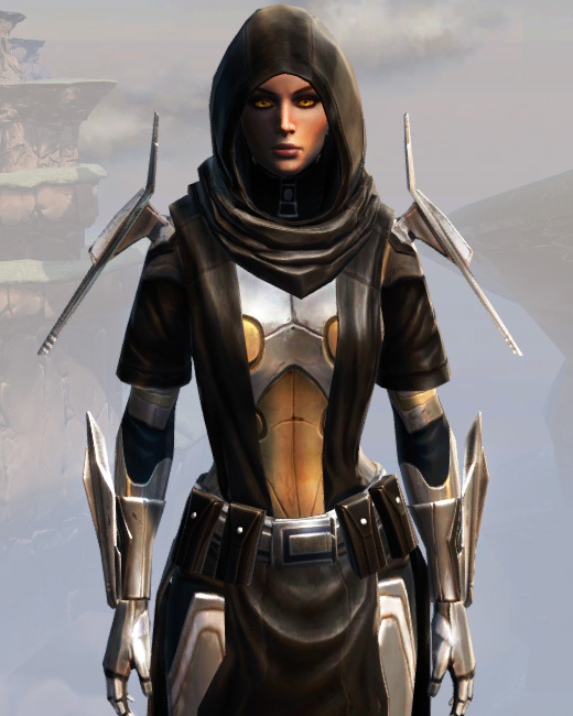 Remnant Dreadguard Knight Armor Set Preview from Star Wars: The Old Republic.