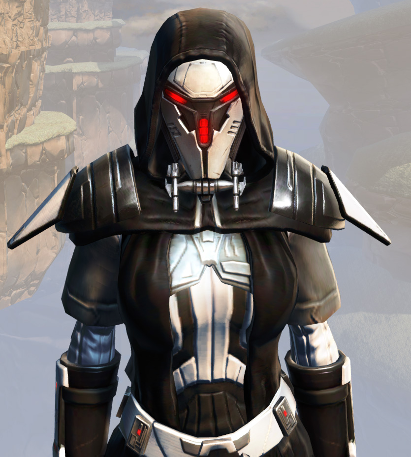 Remnant Resurrected Warrior Armor Set from Star Wars: The Old Republic.