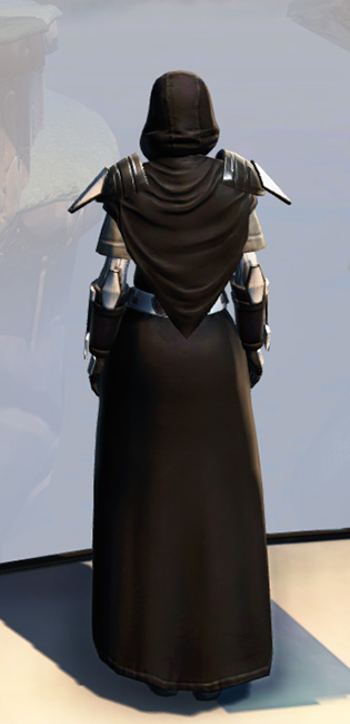 Remnant Resurrected Warrior Armor Set player-view from Star Wars: The Old Republic.