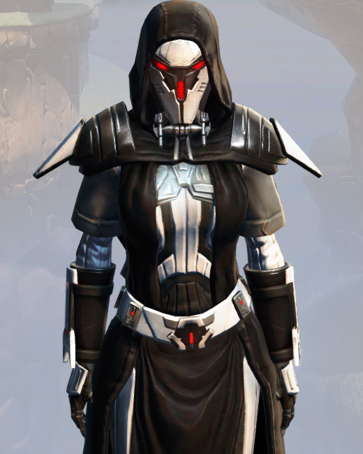 Remnant Resurrected Warrior Armor Set Preview from Star Wars: The Old Republic.
