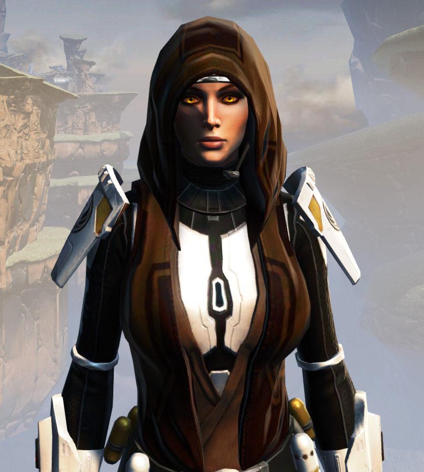 Remnant Underworld Knight Armor Set from Star Wars: The Old Republic.