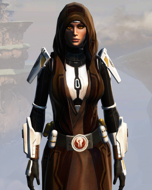 Remnant Underworld Knight Armor Set Preview from Star Wars: The Old Republic.
