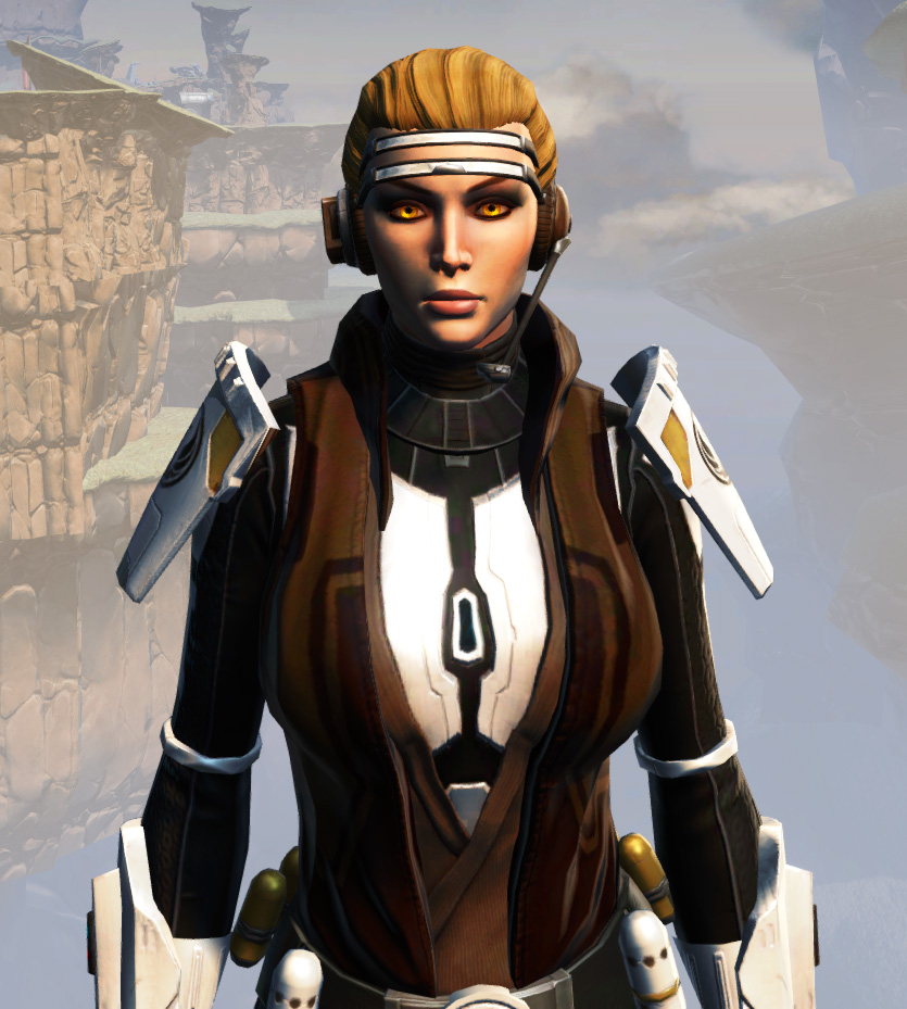 Remnant Underworld Knight (Hoodless) Armor Set from Star Wars: The Old Republic.