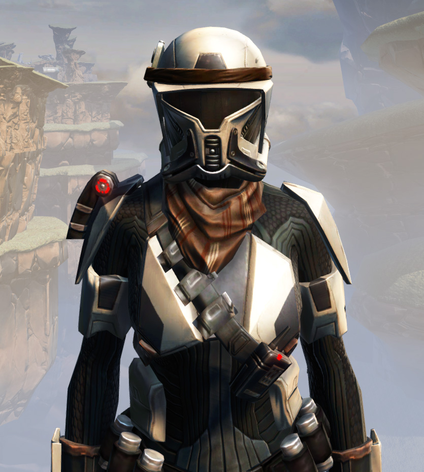 Remnant Underworld Trooper Armor Set from Star Wars: The Old Republic.