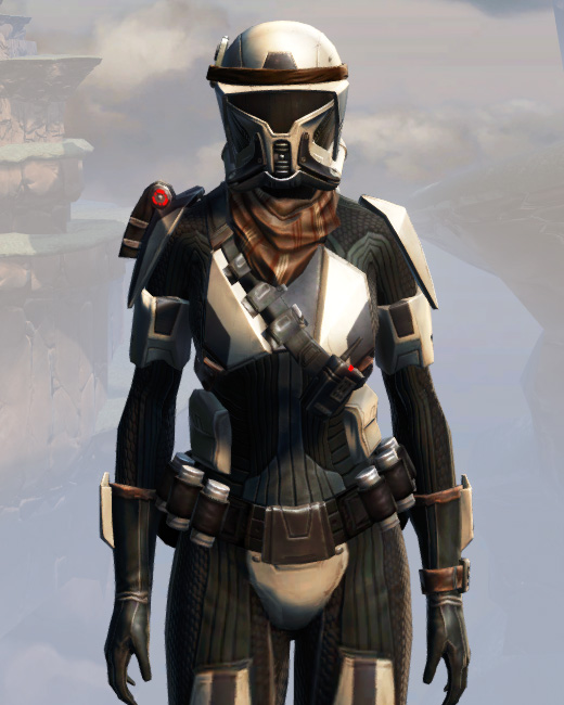 Remnant Underworld Trooper Armor Set Preview from Star Wars: The Old Republic.