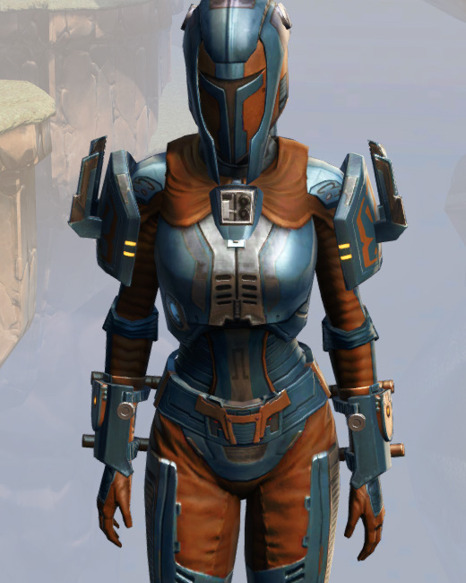 Remnant Yavin Bounty Hunter Armor Set Preview from Star Wars: The Old Republic.