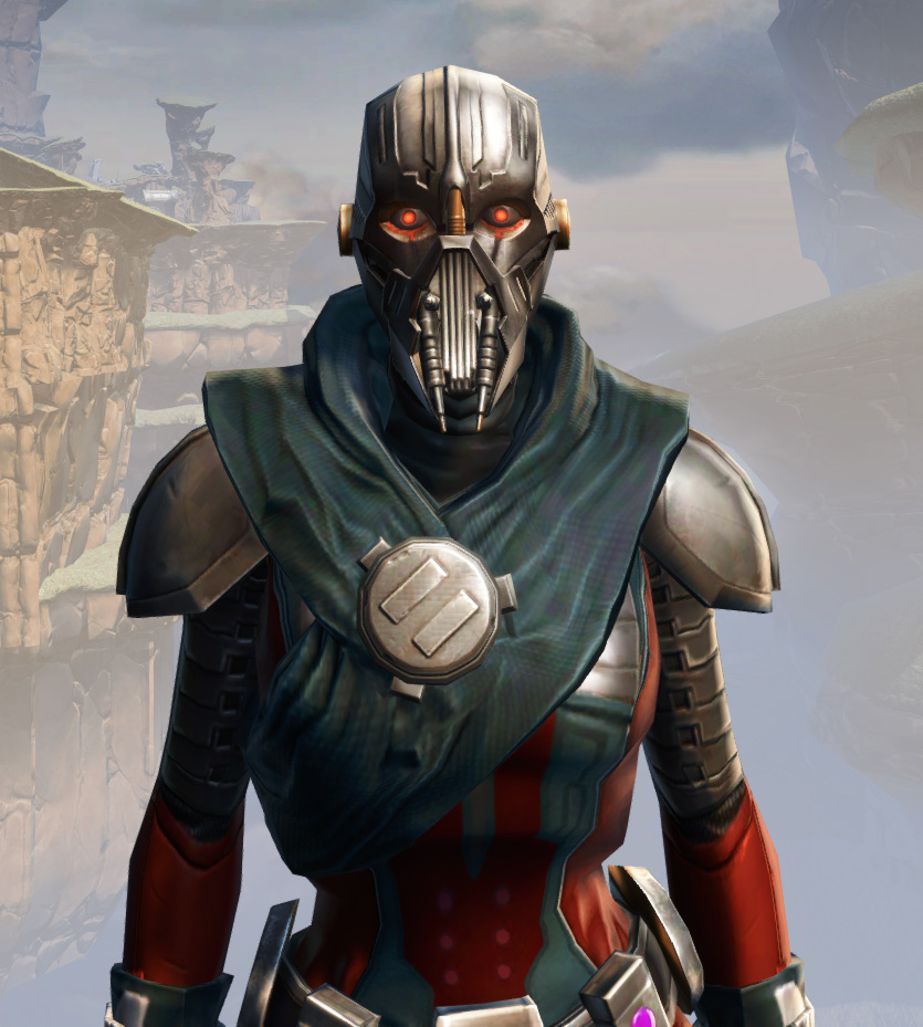 Remnant Yavin Inquisitor Armor Set from Star Wars: The Old Republic.