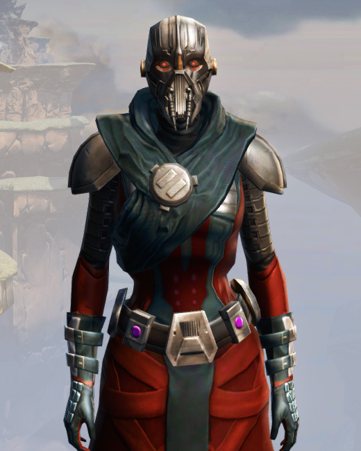Remnant Yavin Inquisitor Armor Set Preview from Star Wars: The Old Republic.