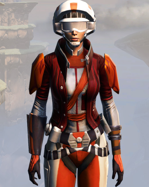 Remnant Yavin Smuggler Armor Set Preview from Star Wars: The Old Republic.