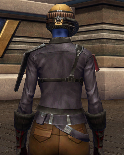 Repositioning Armor Set Back from Star Wars: The Old Republic.