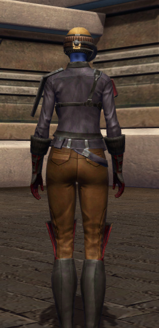 Repositioning Armor Set player-view from Star Wars: The Old Republic.