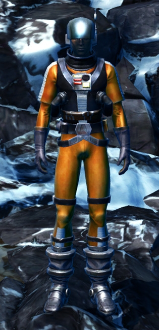 Republic Pilot Armor Set Outfit from Star Wars: The Old Republic.