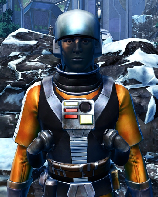 Republic Pilot Armor Set Preview from Star Wars: The Old Republic.