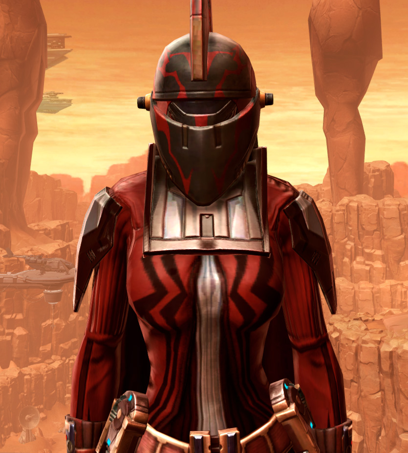 Resilient Polyplast Armor Set from Star Wars: The Old Republic.