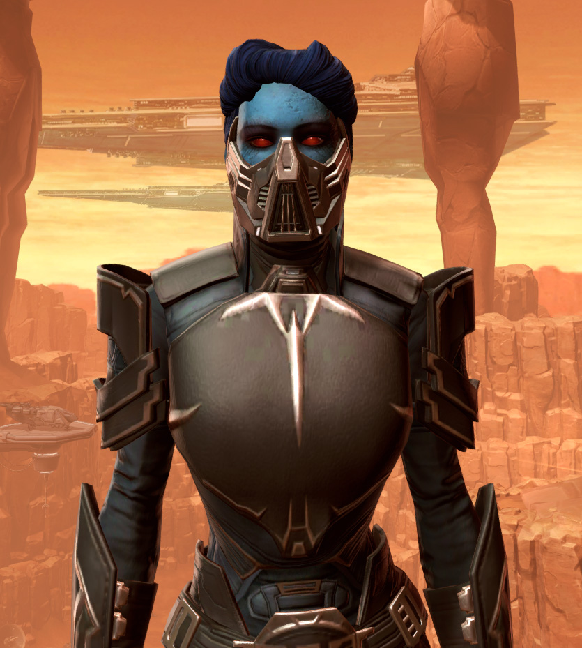Resilient Warden Armor Set from Star Wars: The Old Republic.