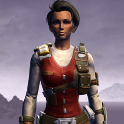 Resistance Fighter's Armor Set armor thumbnail.