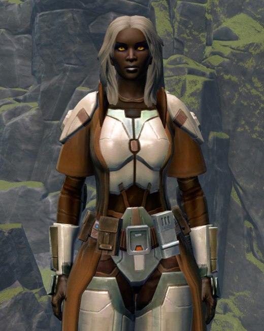 Resolute Guardian Armor Set Preview from Star Wars: The Old Republic.