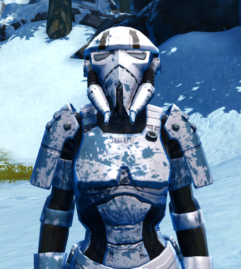 Resolute Protector Armor Set from Star Wars: The Old Republic.