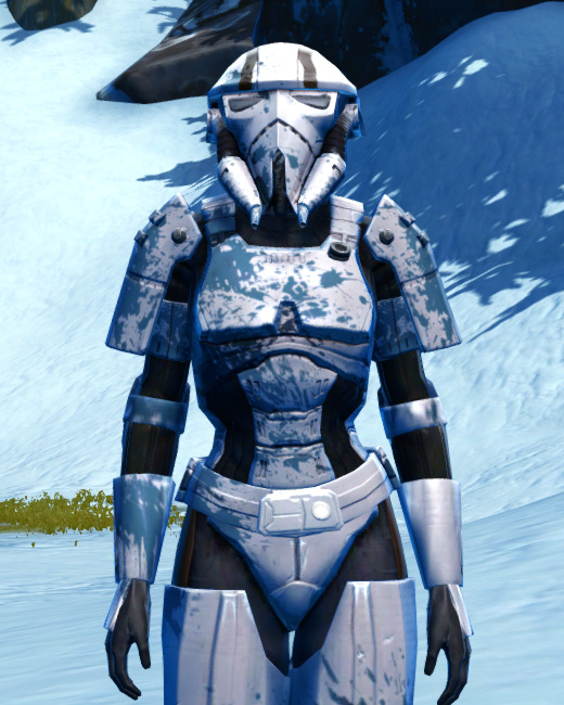 Resolute Protector Armor Set Preview from Star Wars: The Old Republic.