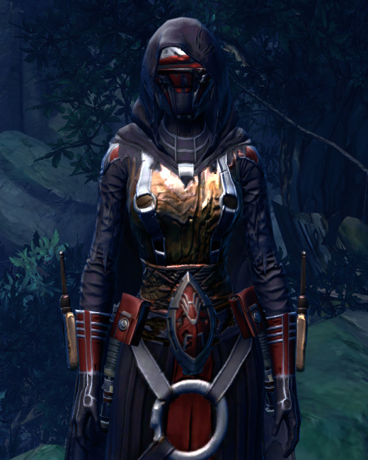 Revan Reborn Armor Set Preview from Star Wars: The Old Republic.