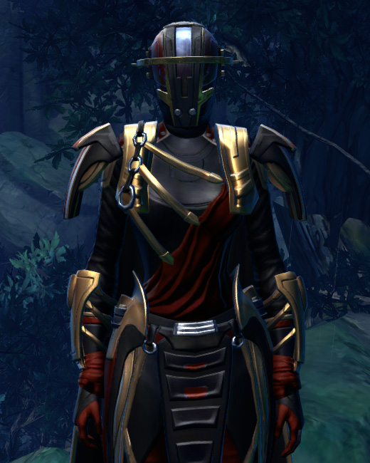 Revanite Avenger Armor Set Preview from Star Wars: The Old Republic.
