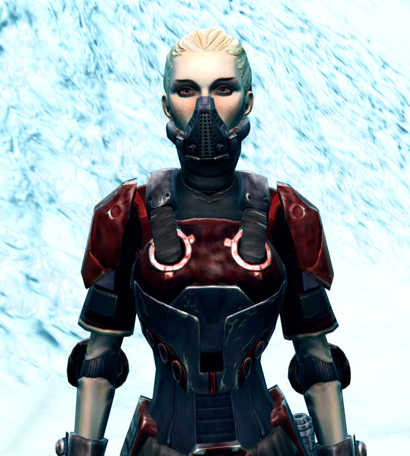 Ruthless Challenger Armor Set from Star Wars: The Old Republic.