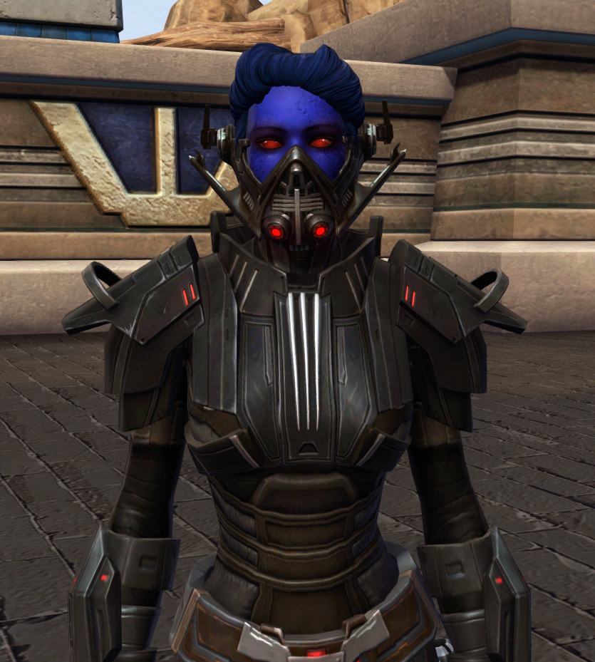Ruthless Oppressor Armor Set from Star Wars: The Old Republic.