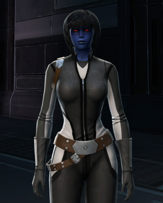 RV-03 Speedsuit Armor Set Preview from Star Wars: The Old Republic.
