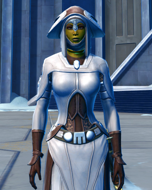 Saava Force Expert Armor Set Preview from Star Wars: The Old Republic.