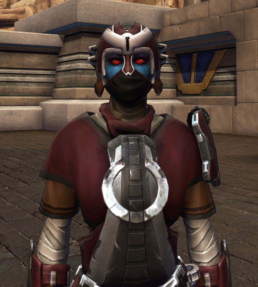 Saber Master Armor Set from Star Wars: The Old Republic.
