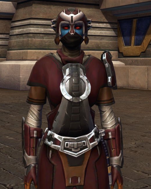 Saber Master Armor Set Preview from Star Wars: The Old Republic.