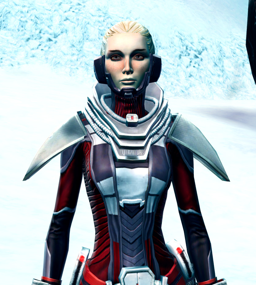 Savage Despot Armor Set from Star Wars: The Old Republic.
