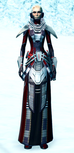 Savage Despot Armor Set Outfit from Star Wars: The Old Republic.