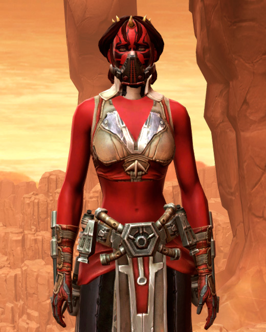 Septsilk Aegis Armor Set Preview from Star Wars: The Old Republic.