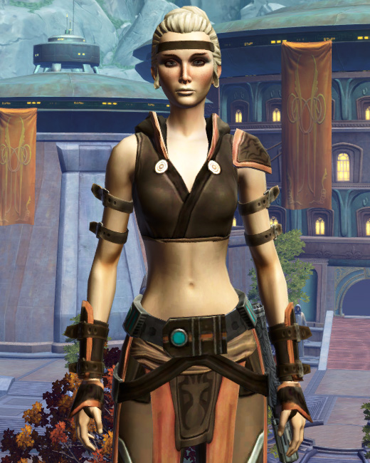 Shadowsilk Aegis Armor Set Preview from Star Wars: The Old Republic.