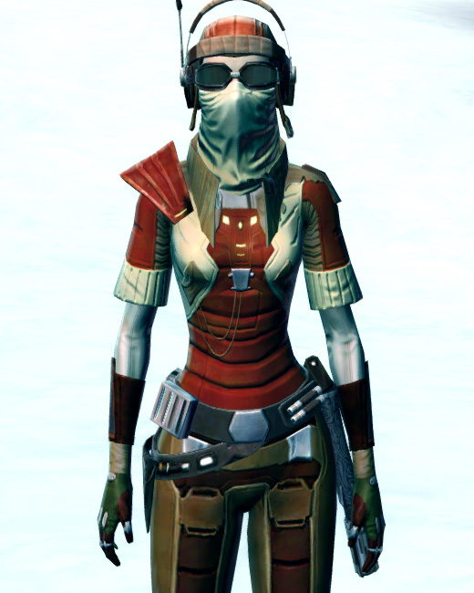 Shrewd Privateer Armor Set Preview from Star Wars: The Old Republic.
