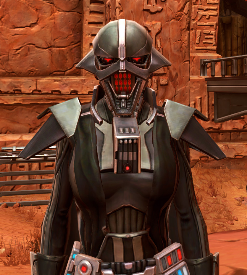 Sith Annihilator Armor Set from Star Wars: The Old Republic.