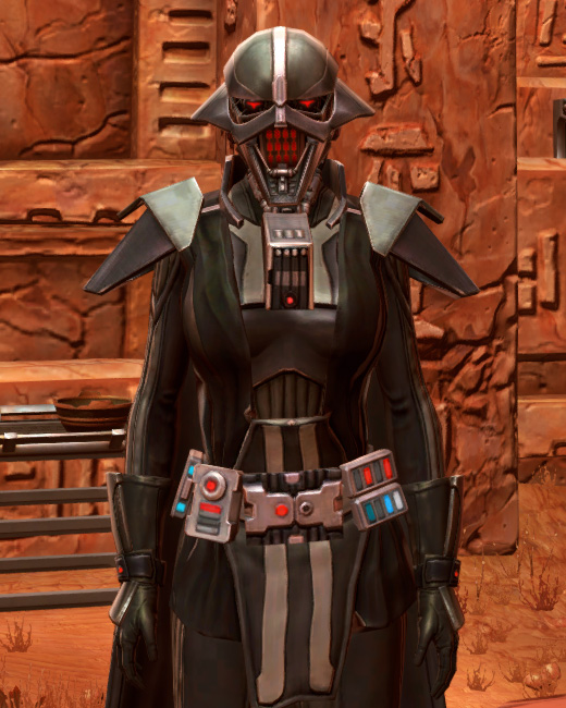 Sith Annihilator Armor Set Preview from Star Wars: The Old Republic.